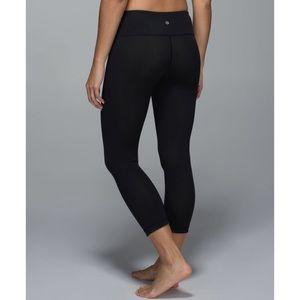 🆕Lululemon Reversible Cropped Yoga Pants